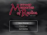 Memories of Replica (メモリーズオブレプリカ)