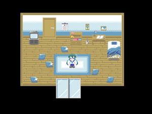 NatsumiKokochiBedroom