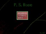 P.S.Rose