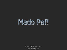 MadoPafTitleScreen.png