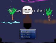 WeSayRandomWordsTitle