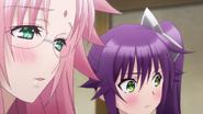 Anime Episode 2 Kogarashi Nonko and Sagari