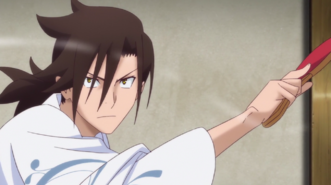 Anime Episode 2 Kogarashi Ping Pong