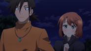 Anime Episode 3 Kogarashi and Chisaki II