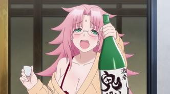 Anime Episode 1 Nonko