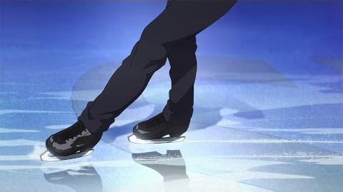 TVアニメ「ユーリ!!! on ICE」ティザーPV第1弾-0