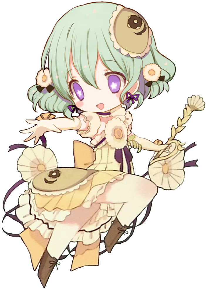 Magical Daisy / Kiku Yakumo