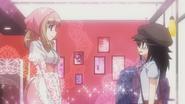 Tomoko and Yuu
