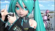 Hatsune Miku Project DIVA 2nd Opening with Voiceover