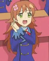 Mysterious Girl 4 (Aikatsu!)