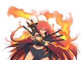 Homura (Senran Kagura)