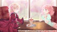 Strawberry Vinegar shake sharing