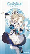 Character Barbara Card