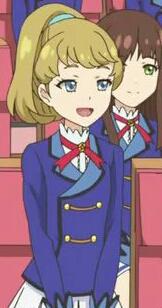 Mysterious Girl 2 (Aikatsu!)
