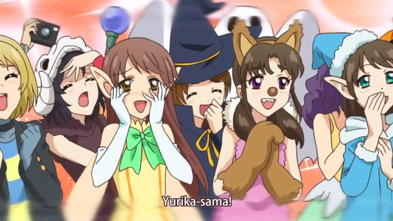Mysterious Girl 13 (Aikatsu!)