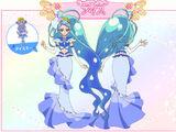 Minami Kaidō/Cure Mermaid