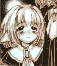 Mysterious Sheep-Girl