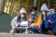 7 Nadeshiko gets help