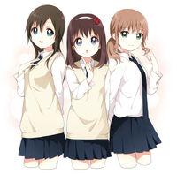 Oomuro friends