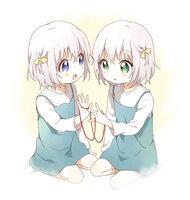 Ikeda twins younger