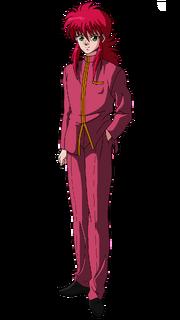 Character - Kurama, School Uniforkum Test 3.png