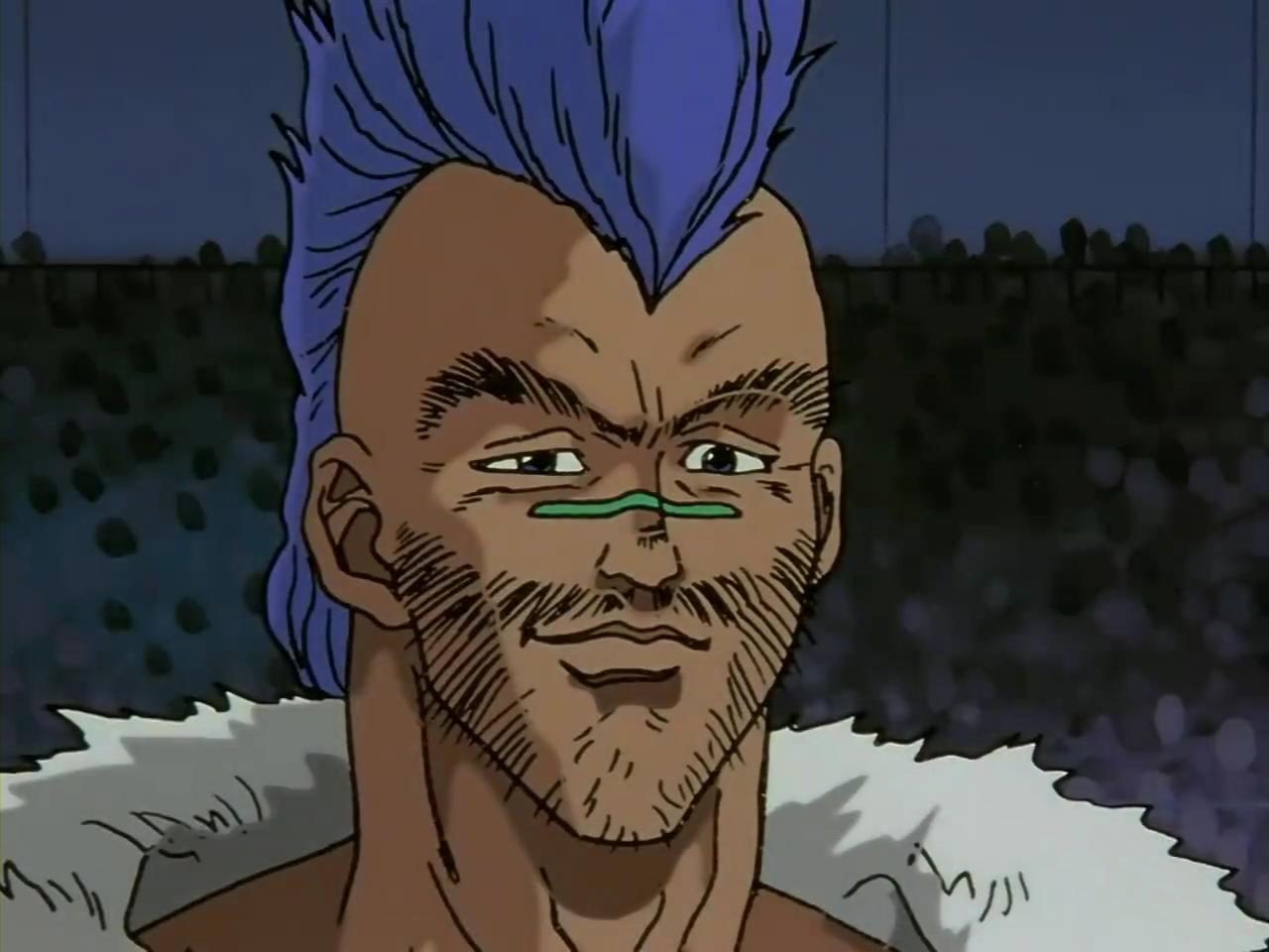 Yusuke's Allies