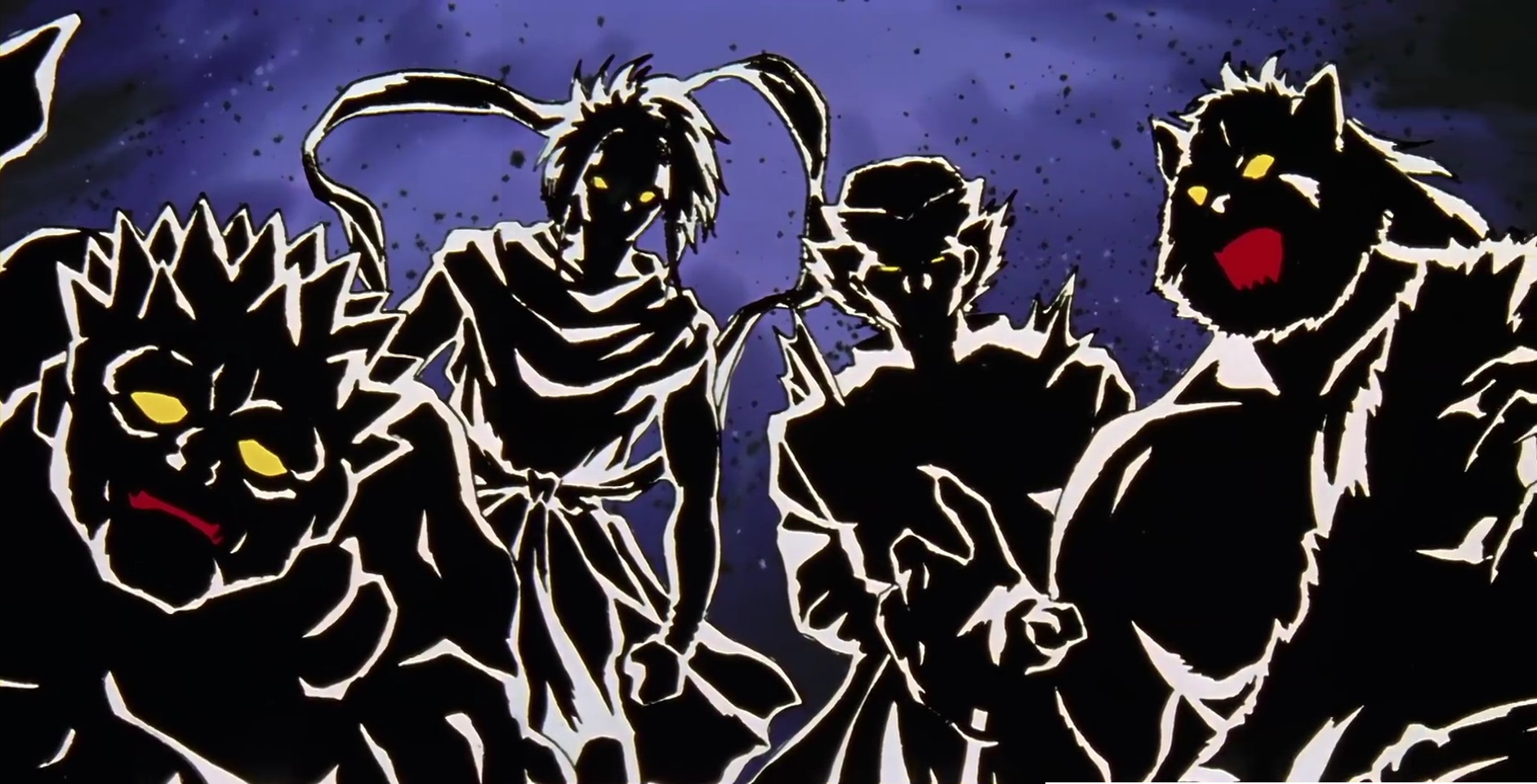 The Saint Beasts