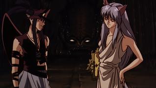 Kuronue and Kurama