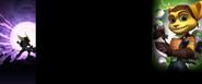 Ratchet background