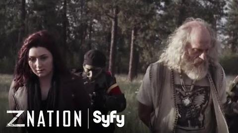 Z NATION Season 3, Episode 2 'Anti-Zombie Grenade' Syfy