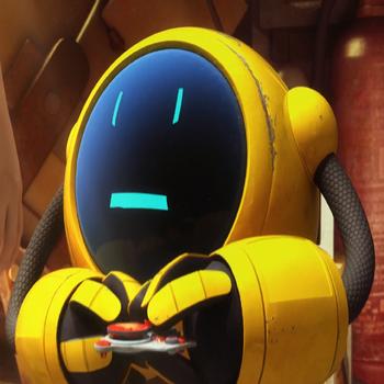Caramba's robot