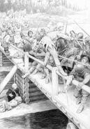 Denis Gordeev Battle for the Bridge