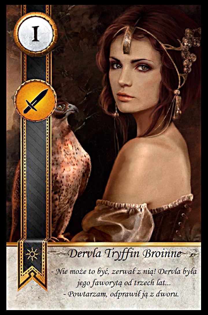 Dervla Tryffin Broinne