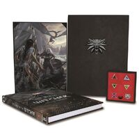The World of the Witcher book collectors edition
