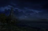 Ostrov Čierneho Rybáka - Loading Noc.png