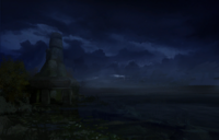 Ostrov Čierneho Rybáka - Loading Noc