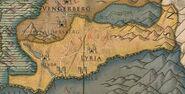 Mapa lyrie