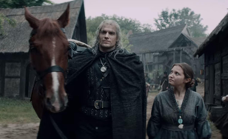 Geralt z Rivie/Netflix