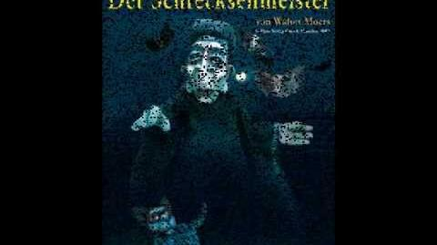 Der Schrecksenmeister Figurentheater nach dem Roman von Walter Moers