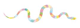 Regenbogenfarbene Schlange.png