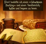 Gebackener Buchling