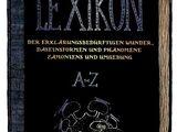 Lexikon der erklärungsbedürftigen Wunder, Daseinsformen und Phänomene Zamoniens und Umgebung