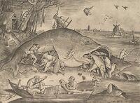 Die großen Fische fressen die kleinen - Pieter Bruegel d. Ä..jpg