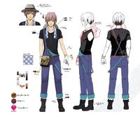 Zanki Zero Art Book - Zen Kubota - Design Profile (Adult).png