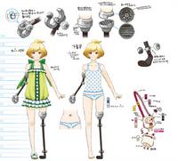 Zanki Zero Art Book - Sachika Hirasaka - Design Profile 2.png