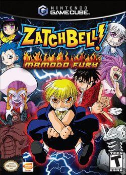 Zatch Bell! Mamodo Fury (GameCube).jpg
