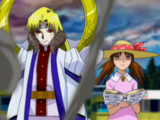 Wiseman and Kotoha