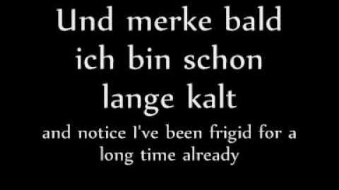 Rammstein Keine Lust Lyrics With English Translation