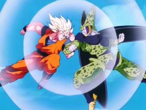 FPSSJ Goku vs Cell.png