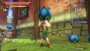 Hyrule Warriors Classic Link Power Gauntlets Bomb Flower WVW69iap3qYWp4TTEi